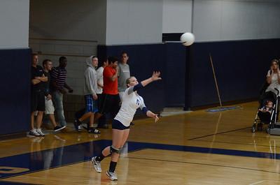 Oswego East Volleyball Vs Oswego 2013 539