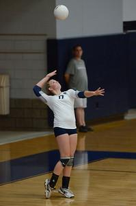Oswego East Volleyball Vs Oswego 2013 533
