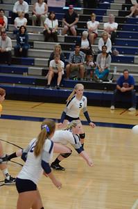 Oswego East Volleyball Vs Oswego 2013 542