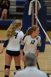 Oswego East Volleyball Vs Oswego 2013 527