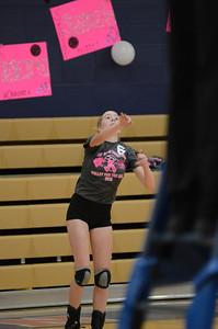 Girls Volleyball Vs Oswego 2013 344
