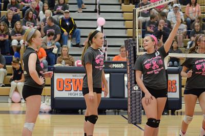Girls Volleyball Vs Oswego 2013 400