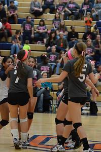 Girls Volleyball Vs Oswego 2013 371