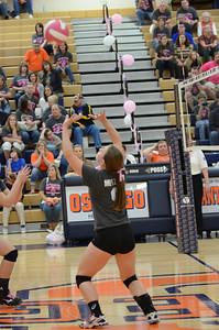 Girls Volleyball Vs Oswego 2013 365