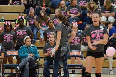 Girls Volleyball Vs Oswego 2013 403