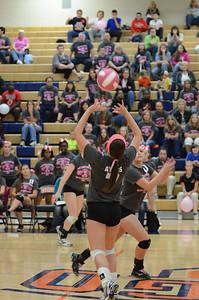 Girls Volleyball Vs Oswego 2013 427