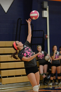 Girls Volleyball Vs Oswego 2013 398
