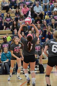 Girls Volleyball Vs Oswego 2013 463