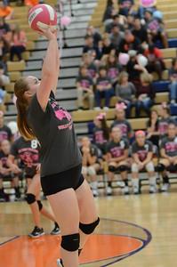 Girls Volleyball Vs Oswego 2013 352