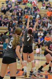 Girls Volleyball Vs Oswego 2013 412