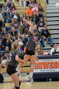 Girls Volleyball Vs Oswego 2013 465