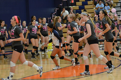 Girls Volleyball Vs Oswego 2013 469