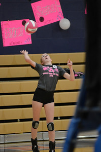 Girls Volleyball Vs Oswego 2013 343
