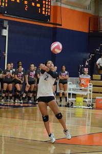 Girls Volleyball Vs Oswego 2013 426