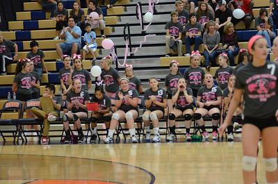 Girls Volleyball Vs Oswego 2013 435