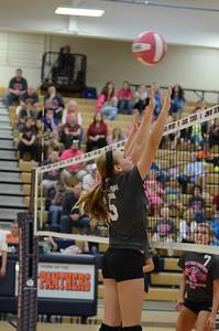 Girls Volleyball Vs Oswego 2013 381