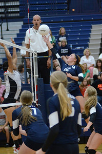 Oswego East Girls Volleyball Vs Bolingbrook 2013 852