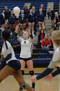 Oswego East Girls Volleyball Vs Waubonsie Valley 2013 582