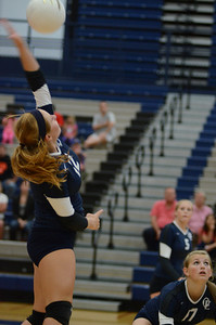Oswego East Girls Volleyball Vs Bolingbrook 2013 649