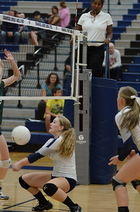 Oswego East Girls Volleyball Vs Waubonsie Valley 2013 651