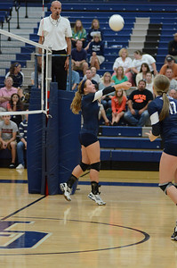 Oswego East Girls Volleyball Vs Bolingbrook 2013 735