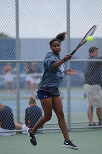 Oswego East Girls Tennis Vs Oswego 2013 020