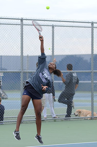 Oswego East Girls Tennis Vs Oswego 2013 015