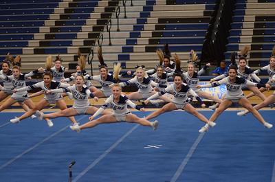 Oswego East Host Cheerleading ICCA Event 2013 034