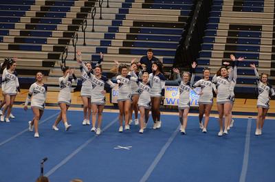 Oswego East Host Cheerleading ICCA Event 2013 003