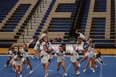 Oswego East Host Cheerleading ICCA Event 2013 004