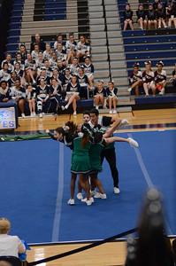 Oswego East Host Cheerleading ICCA Event 2013 407