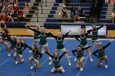 Oswego East Host Cheerleading ICCA Event 2013 740