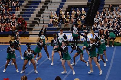 Oswego East Host Cheerleading ICCA Event 2013 384