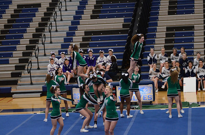 Oswego East Host Cheerleading ICCA Event 2013 987
