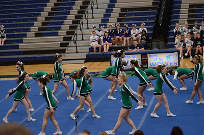 Oswego East Host Cheerleading ICCA Event 2013 1062