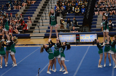 Oswego East Host Cheerleading ICCA Event 2013 725