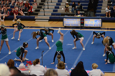 Oswego East Host Cheerleading ICCA Event 2013 666