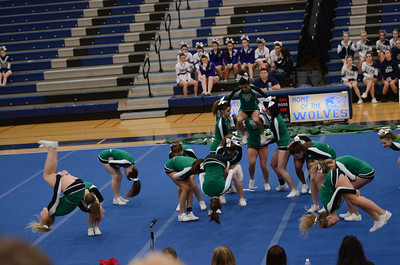 Oswego East Host Cheerleading ICCA Event 2013 1100
