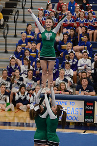 Oswego East Host Cheerleading ICCA Event 2013 1308
