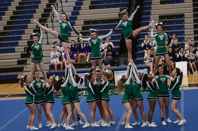 Oswego East Host Cheerleading ICCA Event 2013 1052