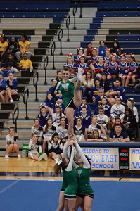 Oswego East Host Cheerleading ICCA Event 2013 1320