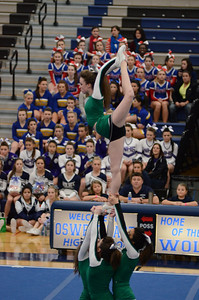 Oswego East Host Cheerleading ICCA Event 2013 1364