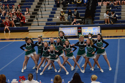 Oswego East Host Cheerleading ICCA Event 2013 772