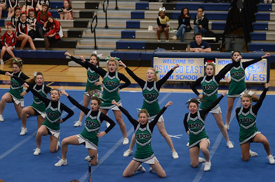 Oswego East Host Cheerleading ICCA Event 2013 738
