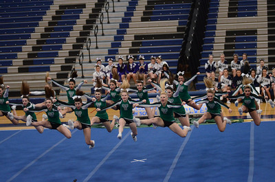 Oswego East Host Cheerleading ICCA Event 2013 1069