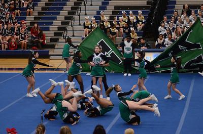 Oswego East Host Cheerleading ICCA Event 2013 388