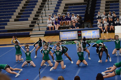 Oswego East Host Cheerleading ICCA Event 2013 1094