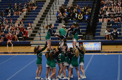 Oswego East Host Cheerleading ICCA Event 2013 759