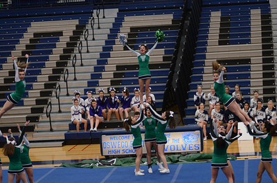 Oswego East Host Cheerleading ICCA Event 2013 1021
