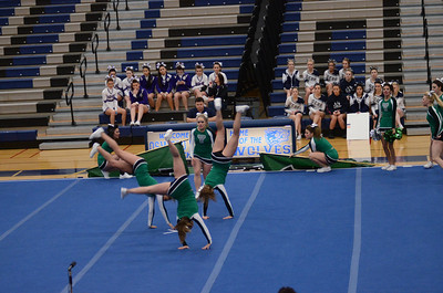Oswego East Host Cheerleading ICCA Event 2013 1007